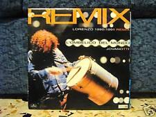 LORENZO JOVANOTTI - REMIX 1990-1995 -2 EP 45 GIRI