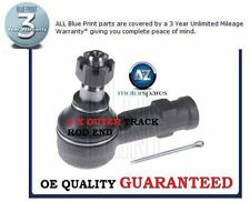 FOR HYUNDAI H100 2.5D 2.5DT VAN 1997-2002  NEW 2 X OUTER TRACK TIE ROD ENDS