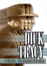 Dick Tracy - The Complete Collection (Dvd, 5-Disc Set)