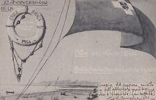 * AUTOGRAFA - Amedeo Lori (Anniversario Croce Bianca Pisa), Pittore Carlandi '04
