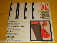 "VINYL 7"" SINGLE - THE HIT - 4 TRACK EP - HOT 00"