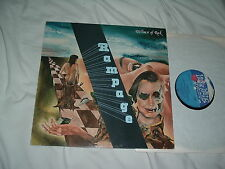 RAMPAGE Victims of Rock LP pre-HELLOWEEN ORIG IMPORT PRIVATE press MINT-