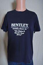Vintage '80s Bentley Cheverolet-Oldsmobile Russellville AL blue t shirt M