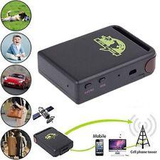Spy Vehicle GSM GPRS GPS Tracker Car Pet Track Locator TK102B Device Portable