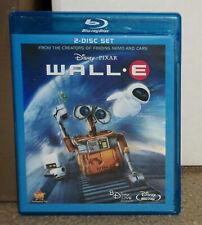 Wall-E Blu-ray 2-Disc Set Genuine Disney