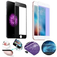 Full Cover 3D Curved Anti Blue-Ray Tempered Glass Screen Protector for i Phone 7
