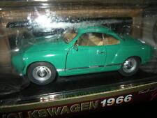 1:18 yat ming VW Karmann-Ghia 1966 Green/verde OVP