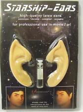 Prosthetic Ears ~ Star ears  ~ Elf ~ Gelfling ~ Halloween ~ Spock ~ Arwen ~