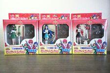 Magic Knight Rayearth Hikaru Umi Fuu Figure Dolls Clamp Sega Rare - Us Seller!