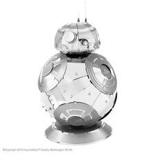 Star Wars BB-8 Astromech Droid Metal Earth 3D Steel Model Kit New Disney Force