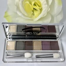 Clinique Limited Edition All About Eye Shadow Palette 6 NEUTRAL Shades ~ NEW