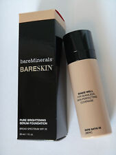 bareSkin Pure Serum Foundation Broad Spectrum SPF 20 - Bare Satin