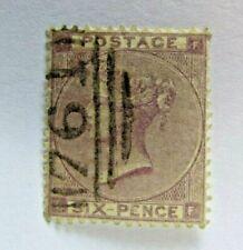 1862 Great Britain SC #39 Queen Victoria Used stamp