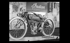 Vintage Indian Motorcycle PHOTO 1936 Bike