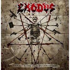 "EXODUS ""EXHIBIT B THE HUMAN CONDITION"" CD NEU"