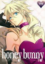 Final Fantasy 7 VII FF7 FFVII YAOI Doujinshi Dojinshi Sephiroth x Cloud honey bu