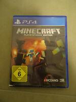 Minecraft Playstation 4 Edition -  für Playstation 4/PS4 - Gebraucht
