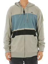 RUSTY Men's FRACTURE Hoodie - GRY - Size Large - NWT -