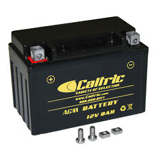 AGM BATTERY Fits POLARIS OUTLAW 500 2006 2007