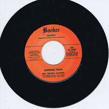 REV. CHARLIE JACKSON - MORNING TRAIN (Rare Rockin' Gospel Country Blues Bopper)
