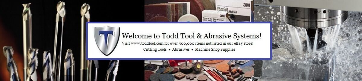 Todd Tool And Abrasive Systems
