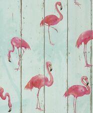 Tapete Vellón rápido BARBARA BECKER 479706 Madera Tableros Flamingos