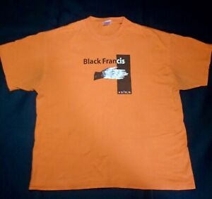 2008 The PIXIES Frank BLACK FRANCIS concert SVN FNGRS T-Shirt no LP vinyl poster