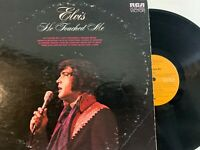 Elvis Presley – He Touched Me LP 1972 RCA Victor – LSP-4690 VG