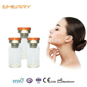 Anti-aging wrinkle removal firming skin safe Btx injection 5 vials Emerry
