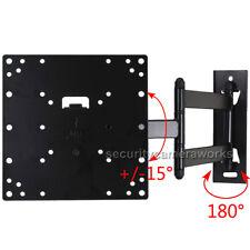 """TV Wall Mount LED LCD Swivel Tilt 24 28 29 32 39 40 42"""" Screen HDTV Bracket bku"""