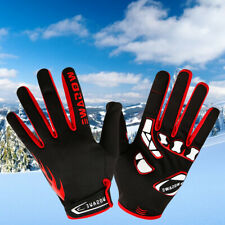 Sports Gel Full Finger Gloves Racing Cycling Motorcycle Bike Climbing Gloves US