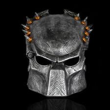 AVP Mask Alien vs Predator Wolf Helmet Resin Depredador Requiem mascara 1:1