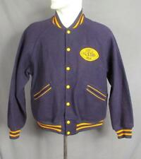 Vintage 1968 York Co.All Stars Football Wool Varsity Jacket Fitt Bro 42 York,PA