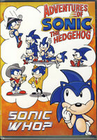 Adventures of Sonic Hedgehog: Sonic Who? New DVD