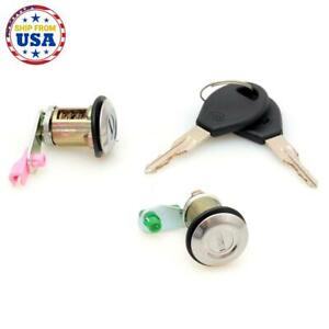 FIT FOR UD TRUCK NISSAN DIESEL CAPSTAR F23 H41 1400 NEW DOOR LOCK L/R SET