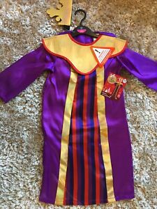Wilko BNWT Nativity King Fancy Dress Costume 3-4 Years
