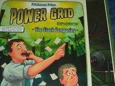 Power Grid The Stock Companies Expansion - Rio Grande Games Board Game New!