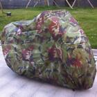 2XL Camo Motorcycle Cover Waterproof Outdoor For Harley Cruiser Chopper Bobber