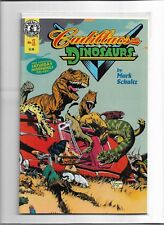 CADILLACS & DINOSAURS #1 -  Kitchen Sink Comics 1993