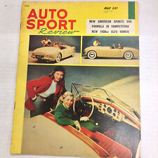 Auto Sport Review Magazine Formula III Competition May 1952 052417nonrh