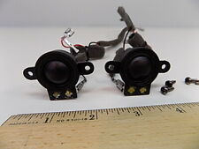 "Philips  2"" inch 6 Ohms Speaker Tweeter Pair"