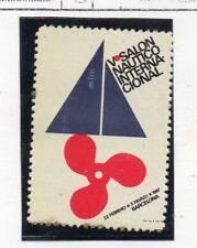 España V Salon Nautico Internacional Barcelona año 1967 (DW-200)