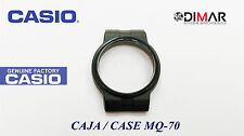 CAJA/CASE CENTER  CASIO MQ-70 NOS