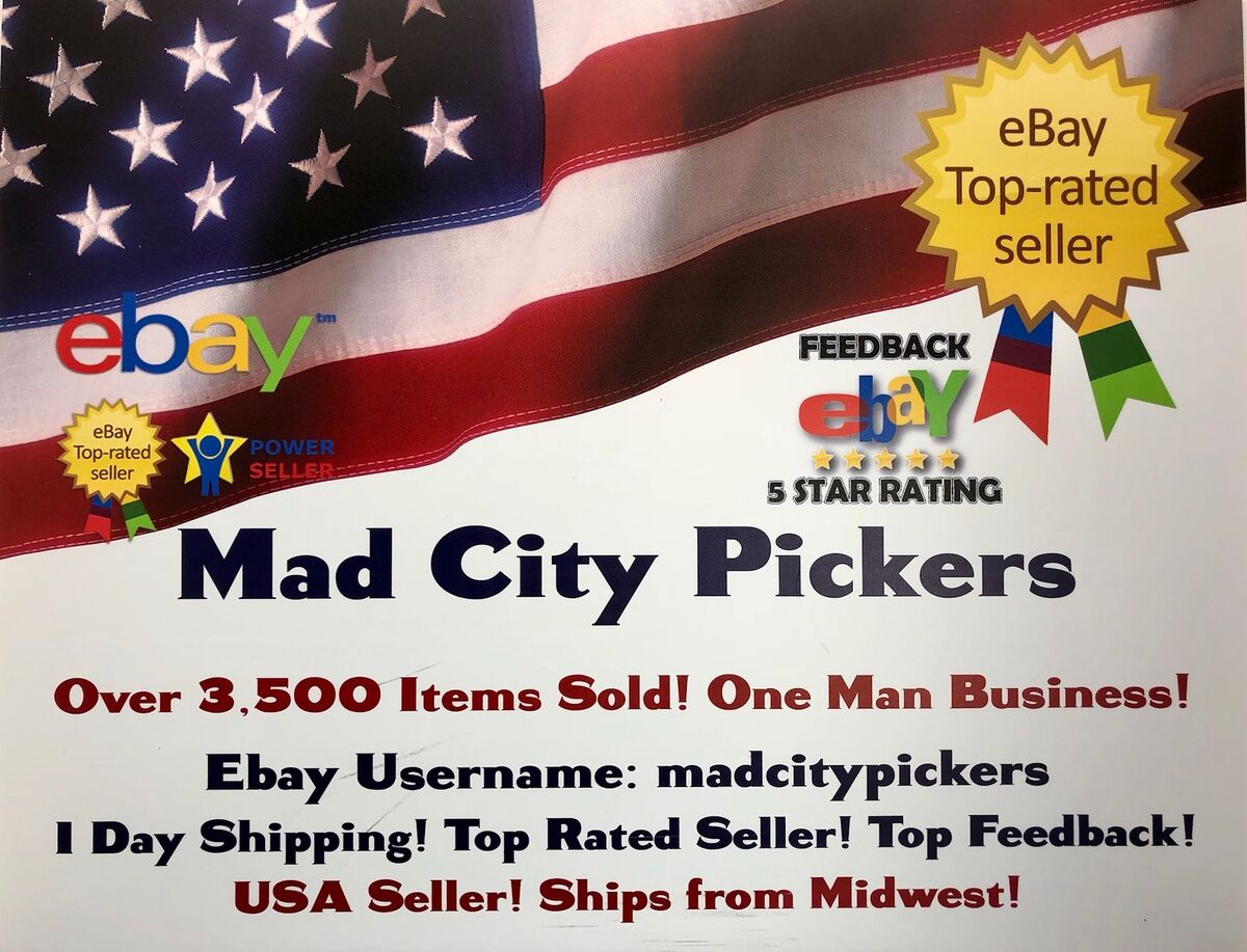 """""""Mad City Pickers"""" Wisconsin!!"""