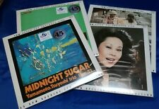 TBM Yamamoto Misty, Midnight Sugar, Girl Talk, Mari #54 45rpm TBM sealed LP set