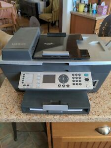 Lexmark X8350 All-In-One Inkjet Printer Scanner Fax Office Machine USB Thermal