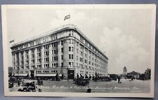 c 1915 HUDSON BAY Co STORE Canada WINNIPEG Manitoba Postcard ANTIQUE Original