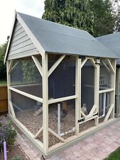 Premium Chicken Runs Made To Measure Coop Kennels Aviary Catio Quality Materials