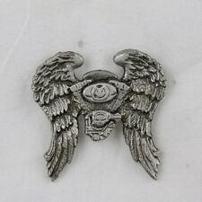 Biker Chopper Moto V TWIN ANGEL angelo ala PIN SPILLA SPILLA NUOVO