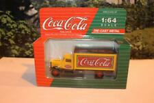 COCA COLA 1/64TH SCALE PETERBILT TRACTOR/TRAILER- NEW - S10